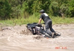 off road atv experience