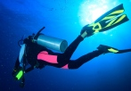 learn to scuba dive gift
