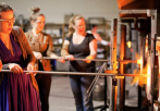 glass blowing workshop philadelphia