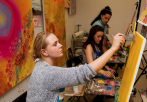 new york painting class