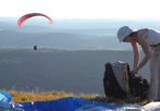 learn to paraglide new york