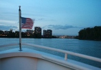 dinner cruise portland