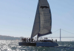 sailing trip SF bay