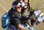 san francisco tandem paragliding flight