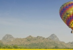 hot air balloon ride phoenix