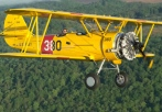 fly a biplane atlanta