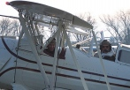 classic biplane ride in virginia near washington dc