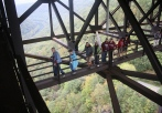 west virginia bridge climb