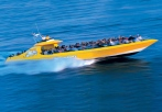 baltimore speedboat ride