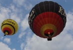 columbus hot air balloon ride