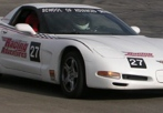 corvette driving experience