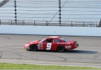 nascar driving experience at Charlotte motor speedway
