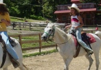 cowboy experience smokey mountains