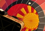 hot air balloon ride idaho