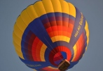 hot air balloon rides cincinnati
