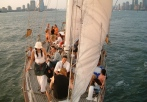 harbour sailing cruise new york