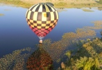 lake county balloon ride