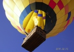 Balloon flight over sedona