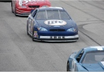 stock car driving at south sound speedway
