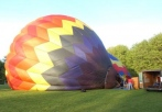 portland private balloon flight for two