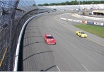nascar driving experience at richmond international raceway