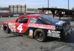 nascar driving experience at Thompson International Raceway