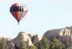 rapid city balloon flight