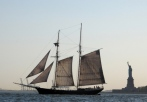 tall ship sailing new york