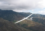 sailplane glider flight san diego