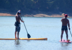 georgia paddleboarding