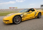 race a corvette at texas motor speedway