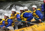 white water rafting gift experiences