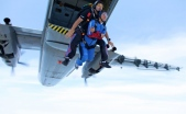 skydiving raleigh