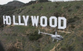 hollywood helicopter flight