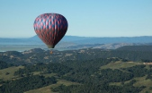 napa valley balloon ride