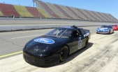 nascar driving at michigan speedway