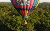 detroit balloon flights