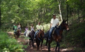 horse riding west virginia