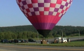 lewiston balloon flights
