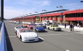 stock car racing experience