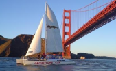San Francisco sunset cruise
