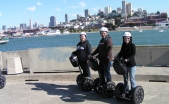 segway tour san francisco