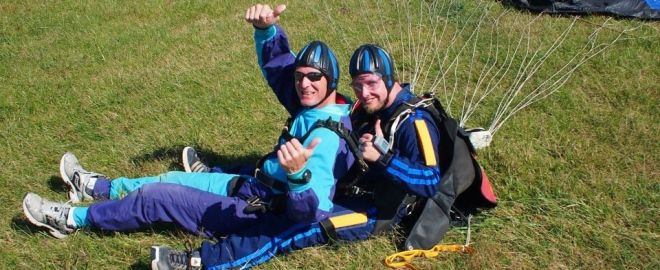 tandem sky diving north carolina