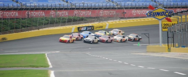 stock car experience bristol motor speedway