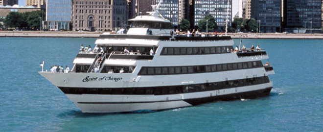 lunch cruise chicago