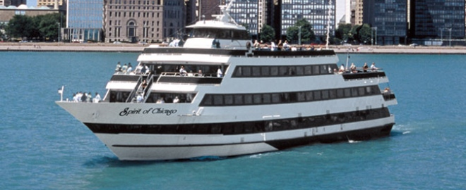 scenic lunch cruise chicago