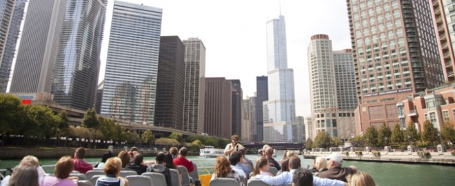boat trip chicago