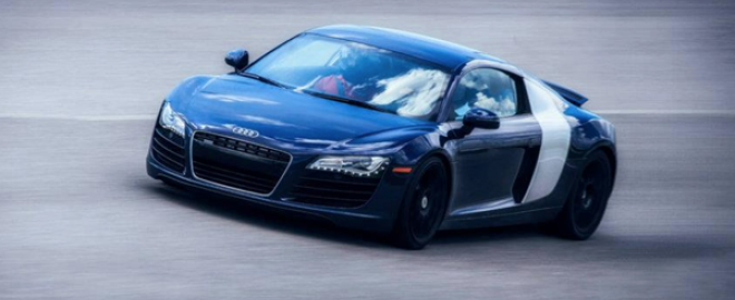 drive an R8 homestead miami speedway