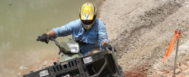 atv driving lessons