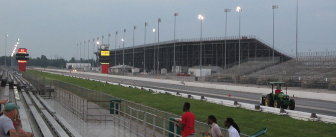 stock car driving experience illinois